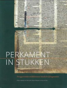 "Cover ""Perkament in stukken"""